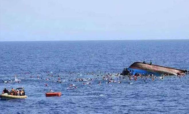 Tunus'ta düzensiz göçmenleri taşıyan tekne battı: 21 ölü