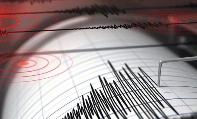 Denizli'de 4,5 büyüklüğünde deprem