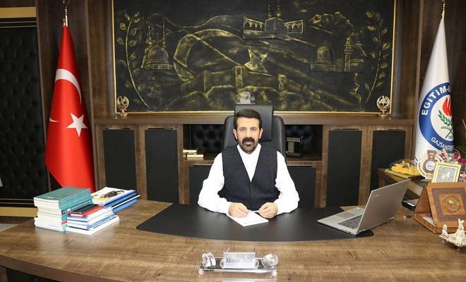 """Memur-Sen Gaziantep Şube Başkanı Gök'ten """"Hocalı Katliamı"""" mesajı"""