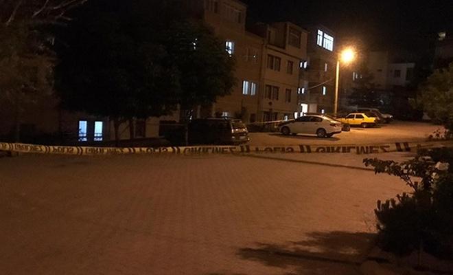 Siirt'te bir apartman karantinaya alındı