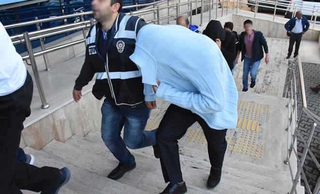 Zonguldak`ta FETÖ operasyonu: 10 asker gözaltında