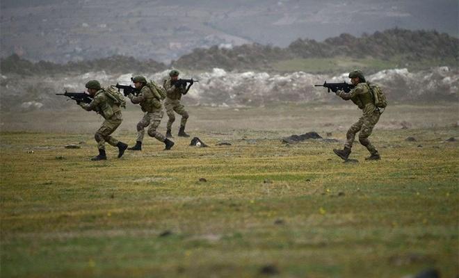 Barış Pınarı bölgesinde 20 PKK/YPG'li öldürüldü