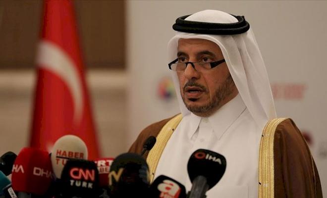 Katar'da kritik istifa!