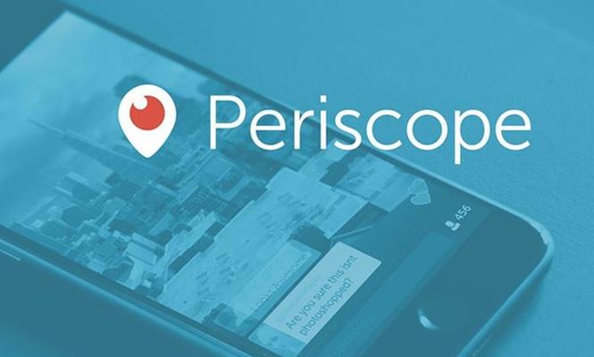 Periscope`a `erişim engelleme` uyarısı