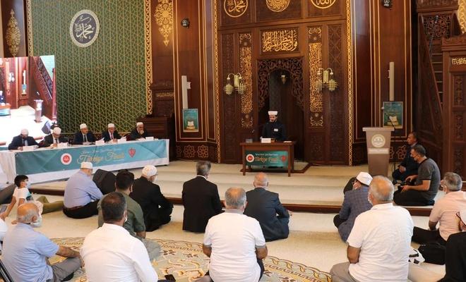 Kur'an-ı Kerim'i güzel okuma Türkiye Finali Malatya'da yapıldı