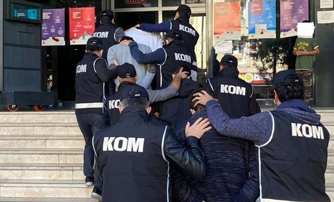 Gözaltına alınan 4 FETÖ şüphelisi adli kontrol şartıyla serbest bırakıldı