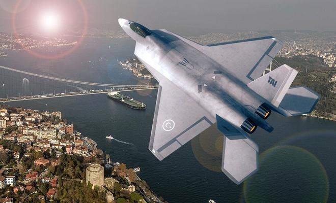 Milli Muharip Uçak'ın yazılımları Antalya'dan