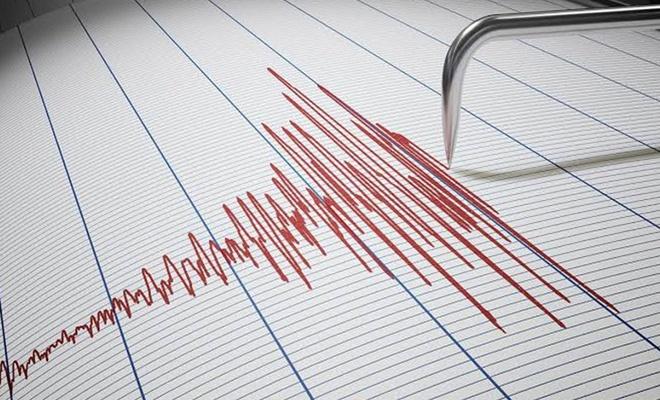 Akdeniz'de 4 şiddetinde deprem meydana geldi