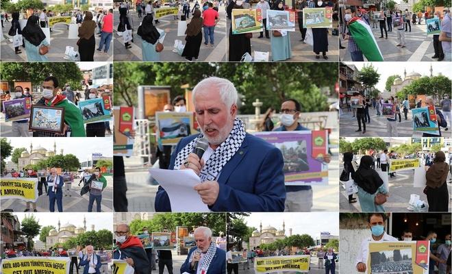 """Mavi Marmara Gazisi Mehmet Tunç: """"Dünya Kudüs Günü, İslam'ın diriliş ve direniş günüdür"""""""