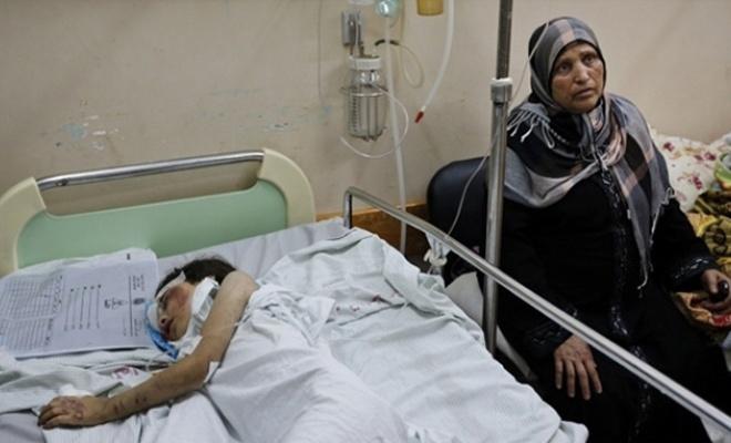 Filistinlilerin sağlık hizmetine erişim hakkı israil'in elindeyken öylece seyirci kalamayız