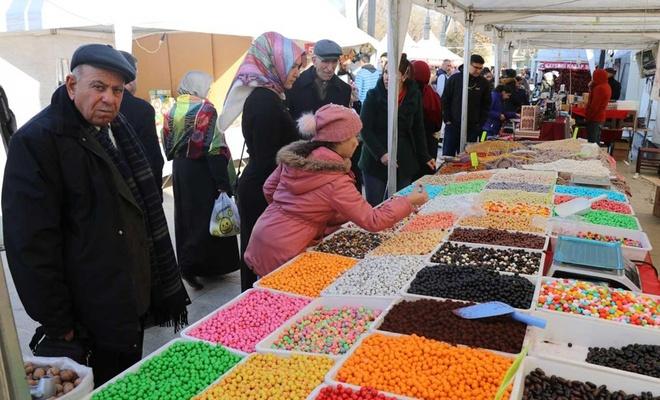 Türkiye'nin yöresel lezzetleri Gaziantep'te görücüye çıktı