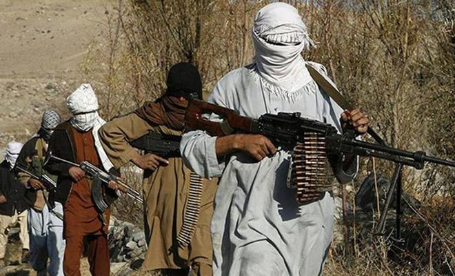 Taliban'a teslim olan güvenlik güçleri ortalıktan kaybolmuş!