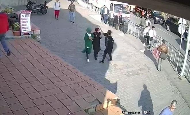 Başörtülü öğrencilere saldıran kişinin 6,5 yıla kadar hapsi istendi
