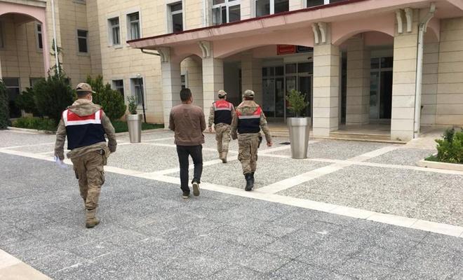Siirt'te, aranan PKK'li tutuklandı