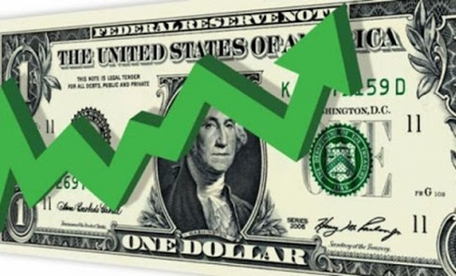 Dolarda ani yükseliş