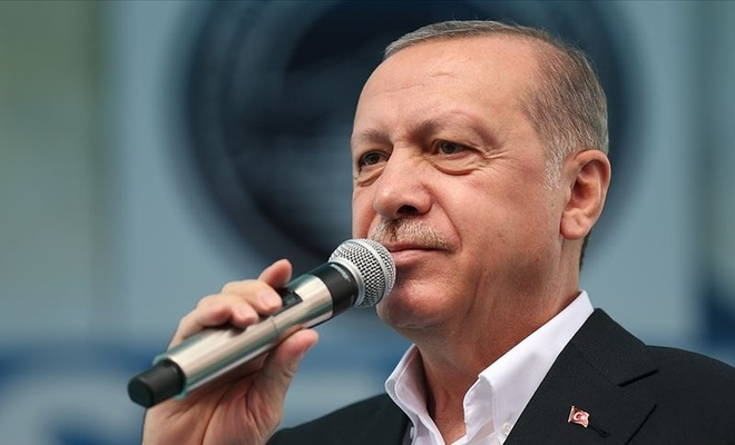 Cumhurbaşkanı Erdoğan: Mısır adli makamlarına sesleniyorum; Zalimler için yaşasın cehennem!
