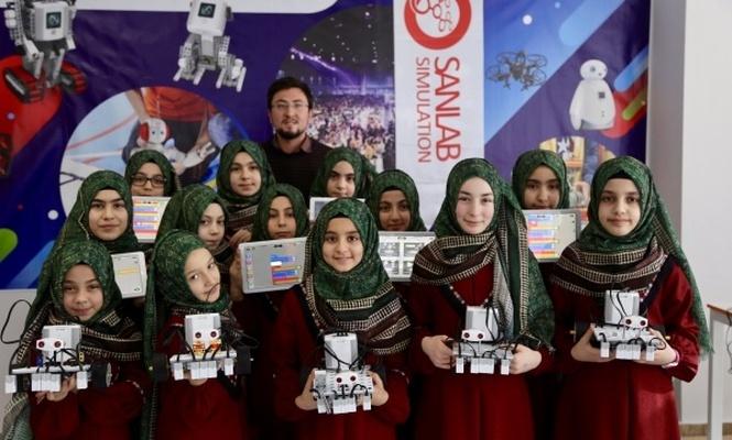 Çin`deki robot yarışmasında hafızlar da yarışacak