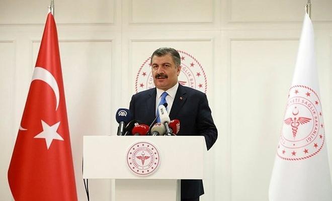 Sağlık Bakanı Koca: Can kaybı 4, vaka sayısı 359 oldu