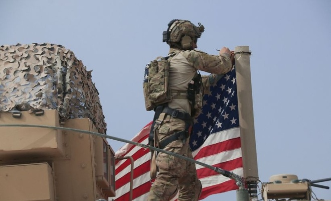 ABD ordusundan Suriye'de yeni konuşlanma