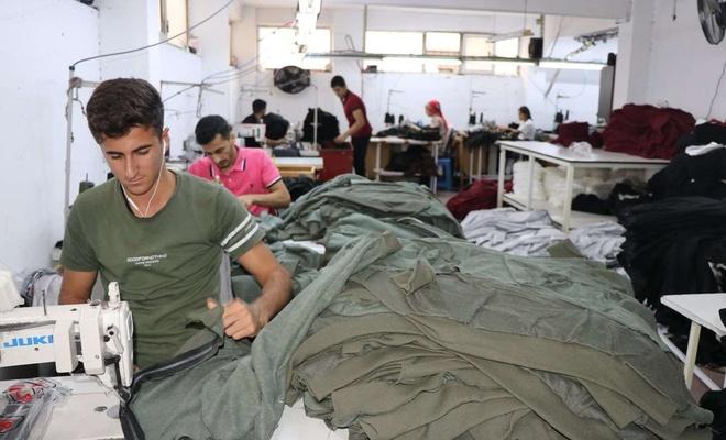 Emlak krizi tekstil sektörünü de vurdu