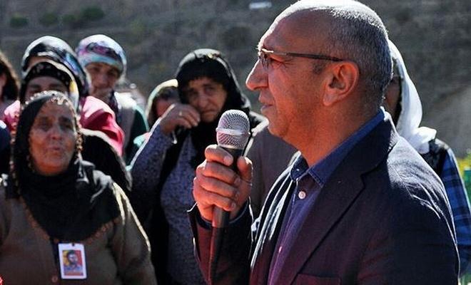 HDP`li vekil gözaltına alındı
