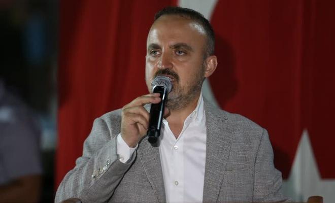 AK Partili Turan'dan 'fondaş medya' açıklaması!