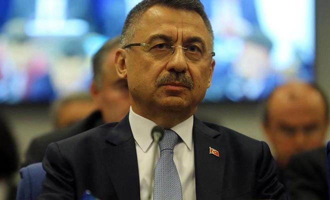 Cumhurbaşkanı Yardımcısı Oktay: Harekât planlandığı şekilde devam ediyor