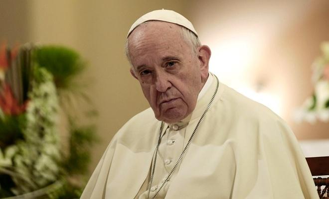 Türkiye'nin dengeleri değiştirdiği Libya için Papa da devreye girdi.