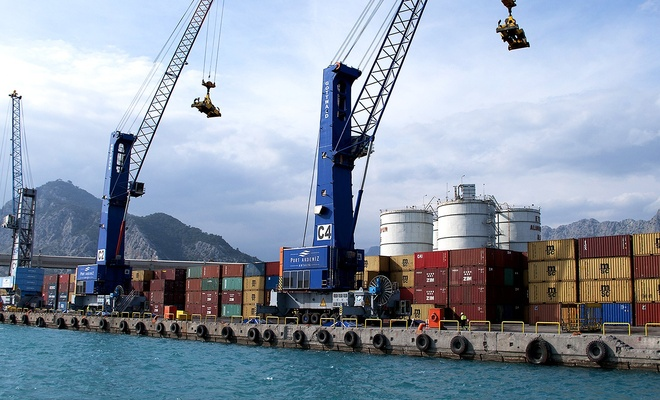 Karadeniz'den Rusya'ya ihracatın lideri Trabzon