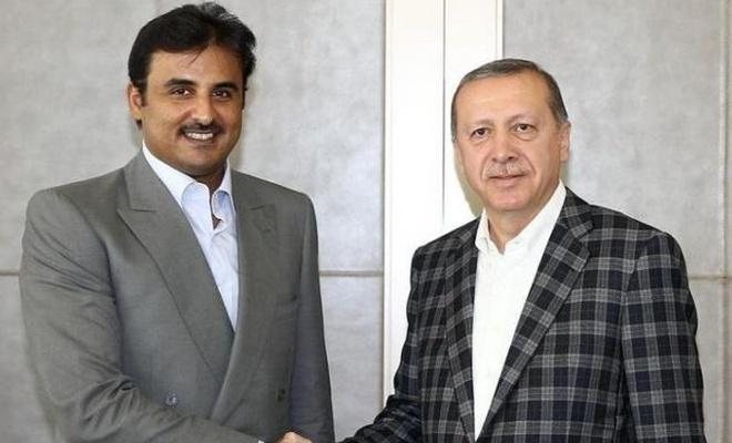 Katar emiri yarın Türkiye`ye geliyor