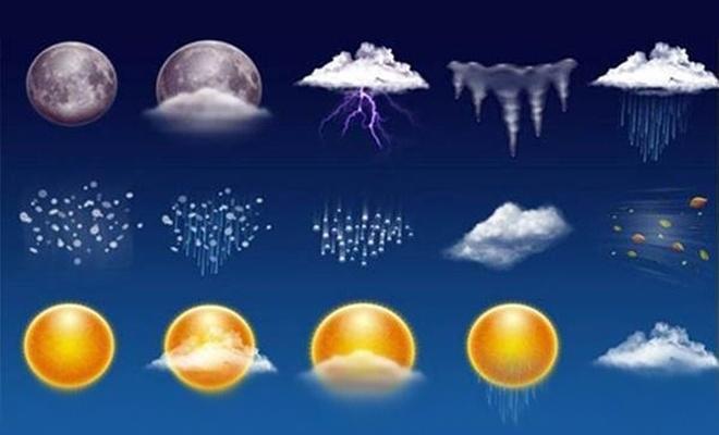 Türkiye genelinde hava durumu 13. 03. 2018