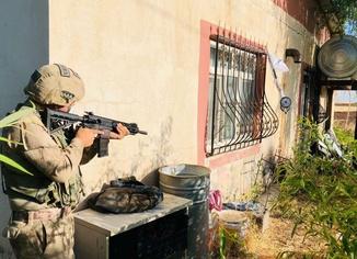 Diyarbakır'da düzenlenen PKK operasyonunda 10 gözaltı