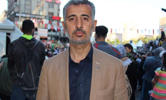 """Arap Topluluğu Birliği Başkanı Zekioğlu: """"Kınamanın ötesine geçilmeli"""""""