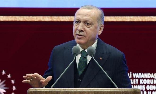 Erdoğan: Evlilik dışı hayat özendiriliyor