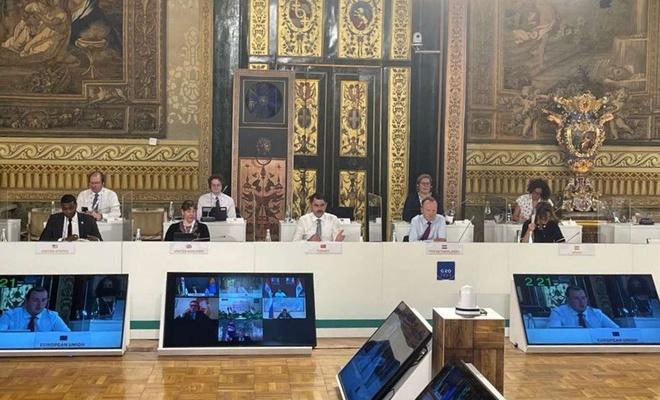 G20 ülkeleri Çevre İklim ve Enerji Bakanları Toplantısı İtalya'da yapıldı