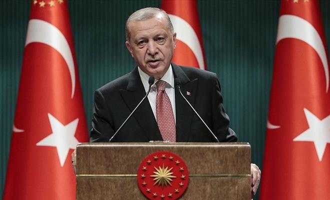 Erdoğan önemli açıklamalarda bulundu! 2 Hafta içinde aşı...