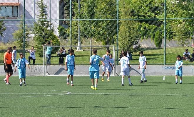 Cami Çocukları Spor Oyunları sona erdi