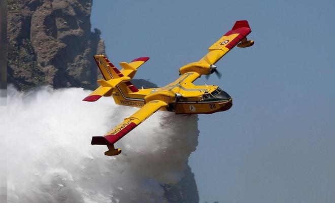 AB'den, Türkiye'ye yangın söndürme uçağı desteği