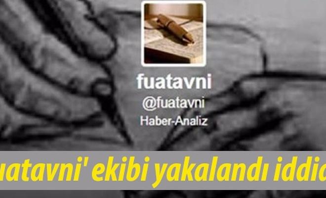 Fuatavni yakalandı iddiası!