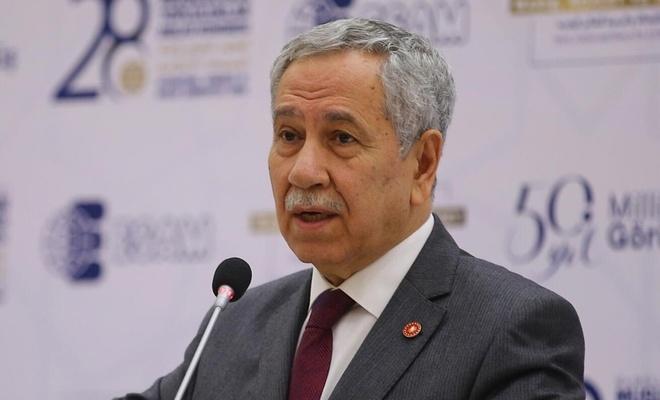 Bülent Arınç: Cumhurbaşkanı DDK'yı görevlendirmeli!
