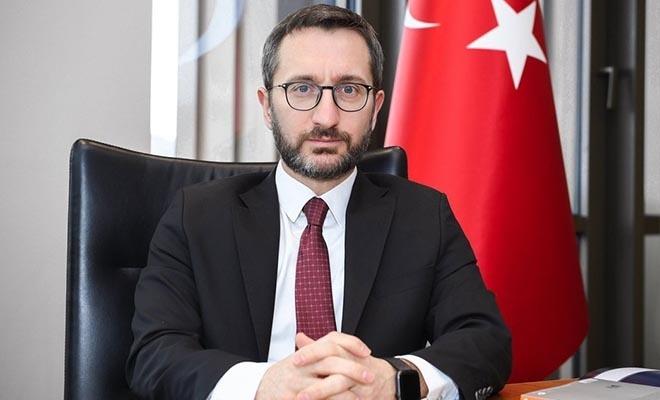 İletişim Başkanı Altun'dan NATO'ya çağrı