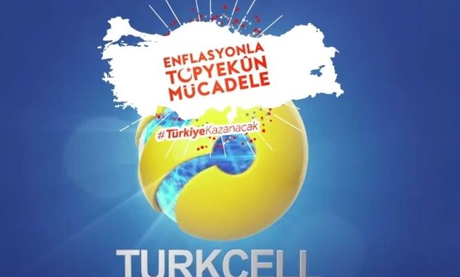Turkcell internet kotalarını 2 kat artırdı