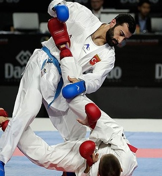 Milli karatecilerden Kanada'da 9 madalya