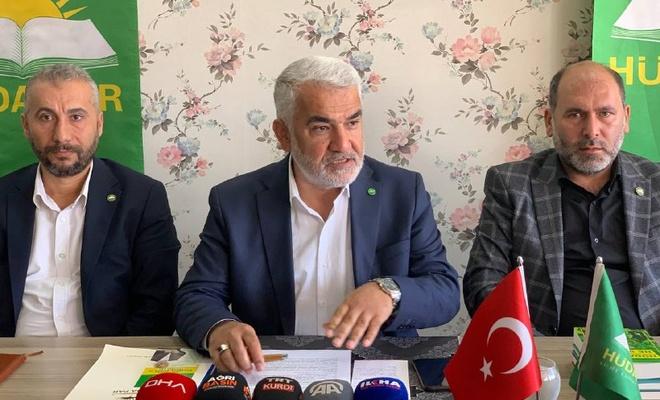 HÜDA PAR Genel Başkanı Yapıcıoğlu gündemi değerlendirdi