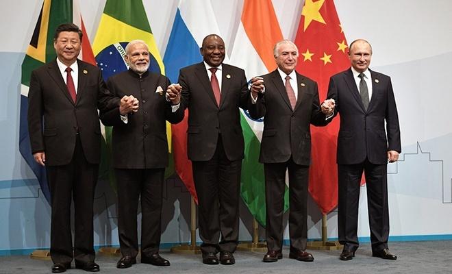 """BRICS'ten """"kredi derecelendirme"""" hamlesi"""