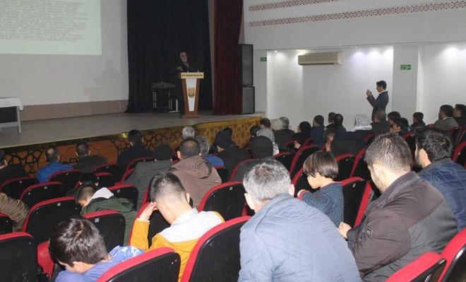 """İDEV'den """"Uyuşturucu Kullanımı ve Madde Bağımlılığı"""" semineri"""