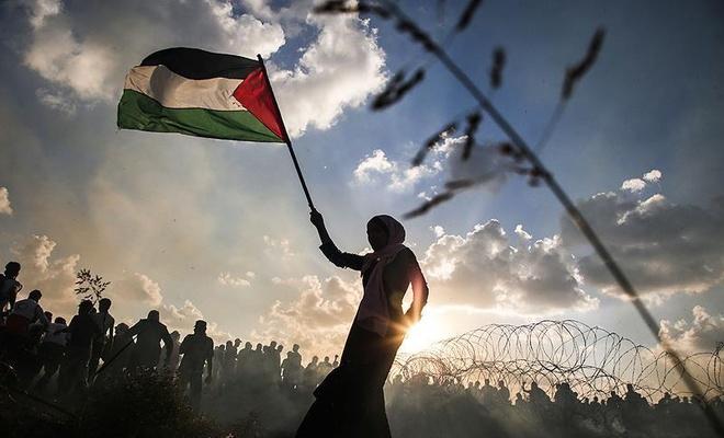 """Filistin'de """"Öfke Günü"""" ilan edildi!"""