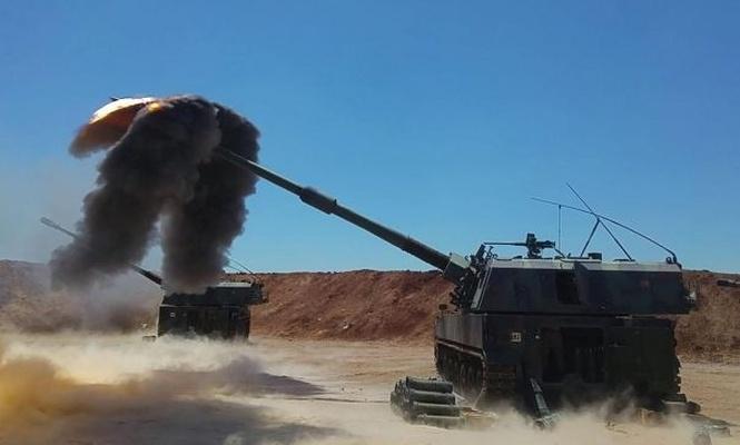 Di êrîşa PKK/YPGê de 7 endamên Artêşa Azad a Sûrîyê birîndar bûn