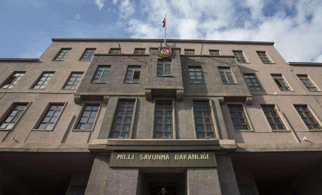 MSB: Zeytin Dalı bölgesinde 2 askerimiz şehit oldu