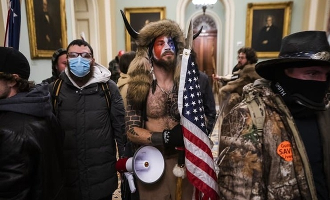 Biden'ın yemin töreninde 10 bin asker olacak